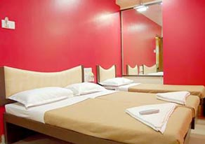 Galaxy Residency Hotel
